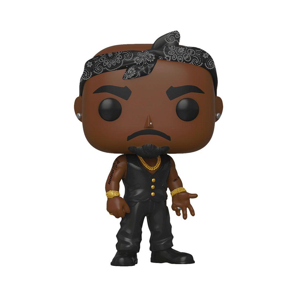 Funko Pop Rocks Tupac Shakur 158