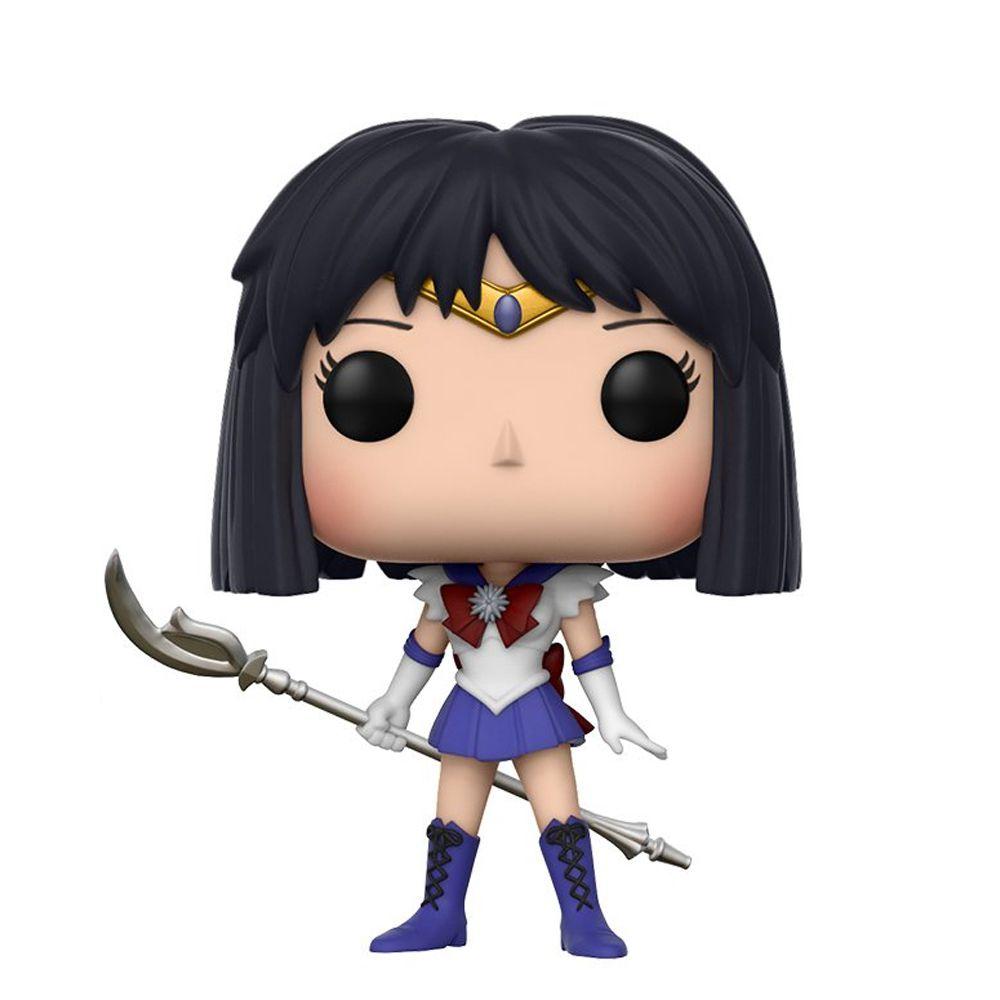 Funko Pop Sailor Moon - Sailor Saturno 299
