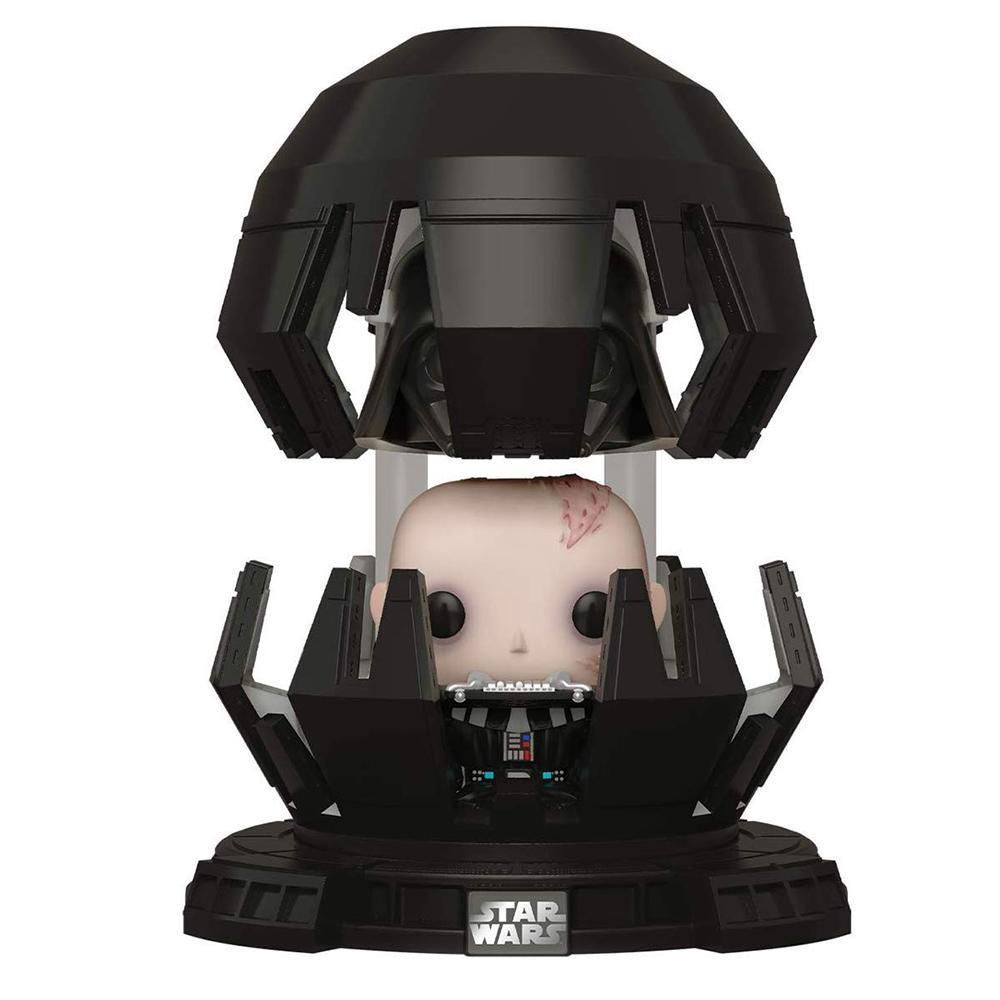 Funko Pop Star Wars 40 anos de Império - Darth Vader na câmara de meditação 365