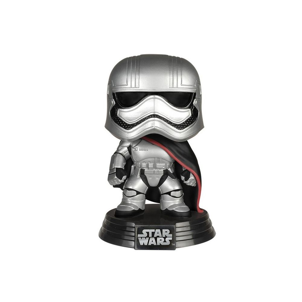 Funko Pop Star Wars Capitã Phasma  65