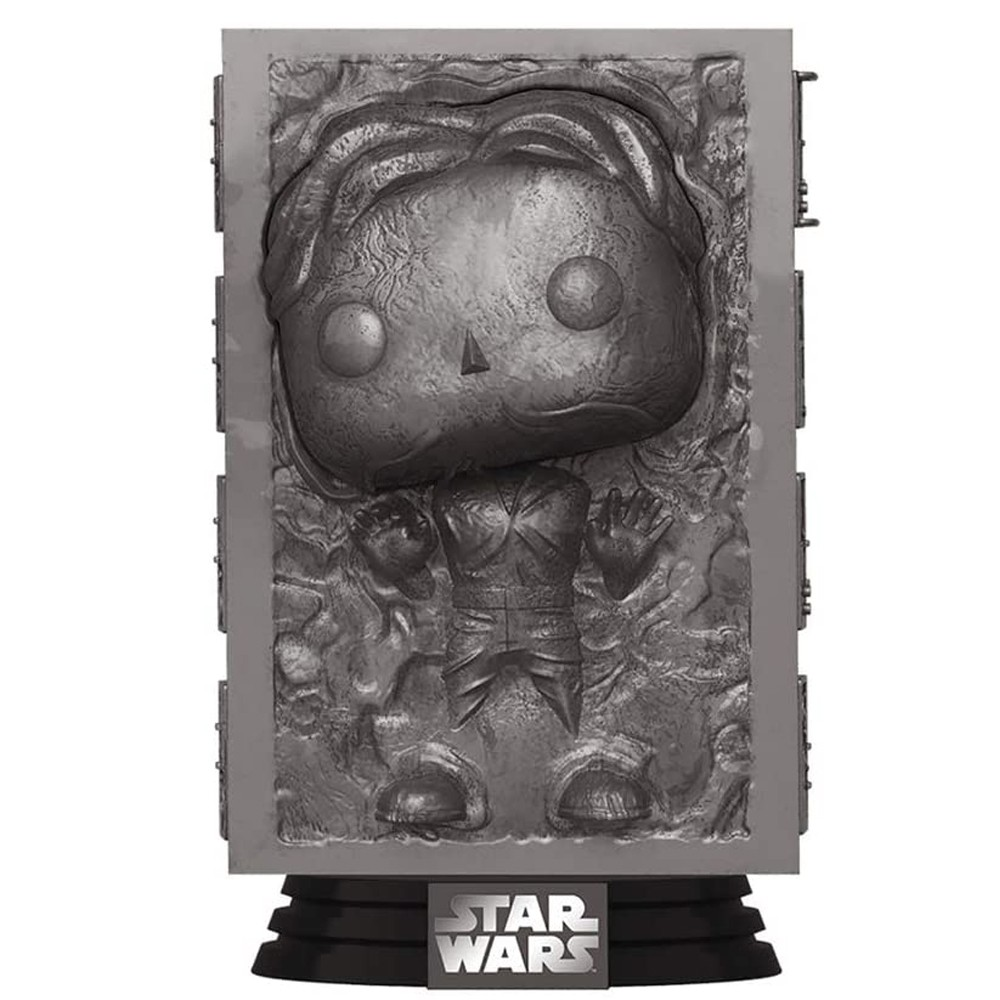 Funko Pop Star Wars - Empire Han Solo Carbonite 364