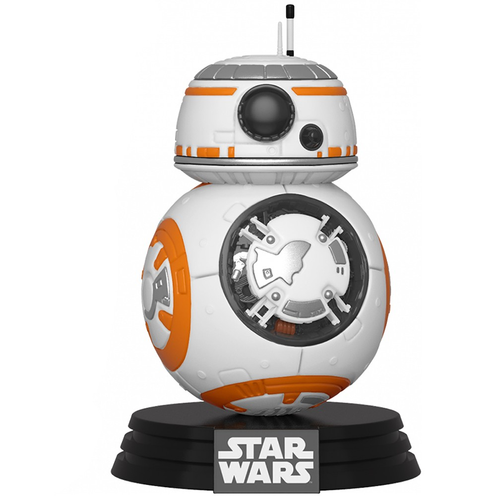 Funko Pop Star Wars  Episódio IX  - BB-8 314
