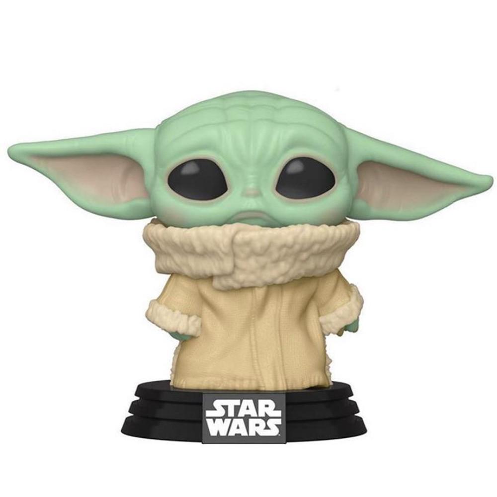 Funko Pop Star Wars Mandalorian -The Child (Baby Yoda) Preocupado 384 Exclusivo