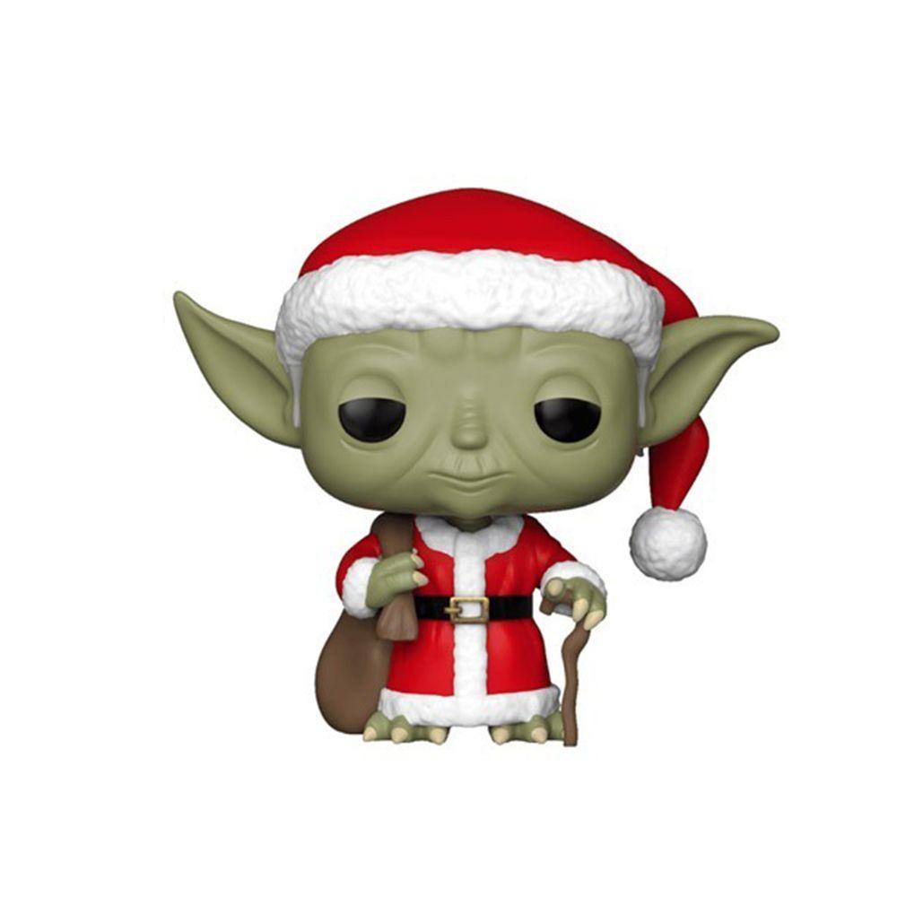 Funko Pop Star Wars Natalino - Yoda Noel 277