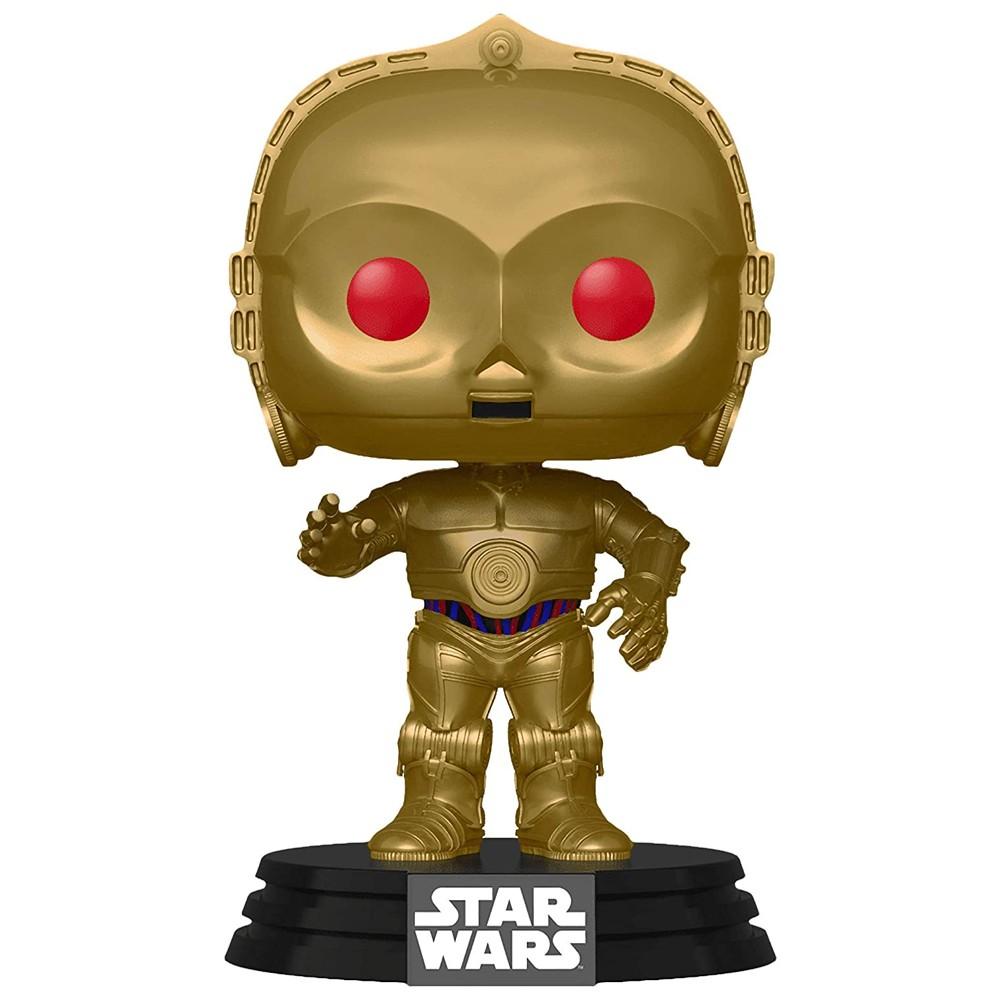 Funko Pop Star Wars - Rise Of Skywalker C-3PO 360