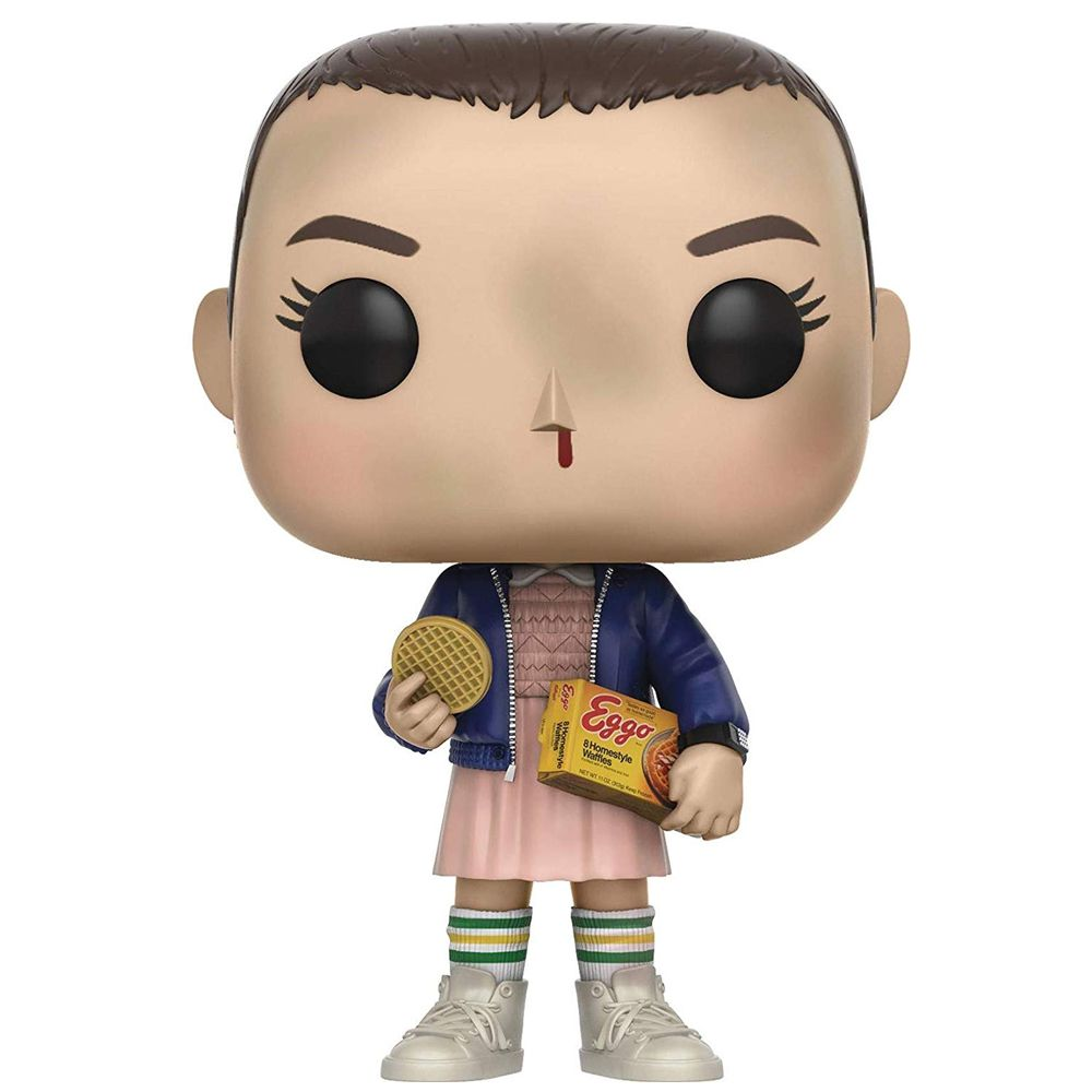 Funko Pop Stranger Things Eleven com Waffles 421