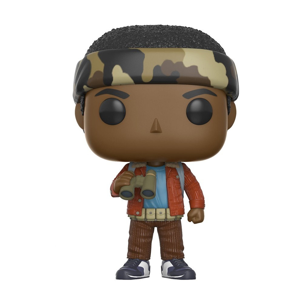 Funko Pop Stranger Things - Lucas 425 (Caixa Avariada)