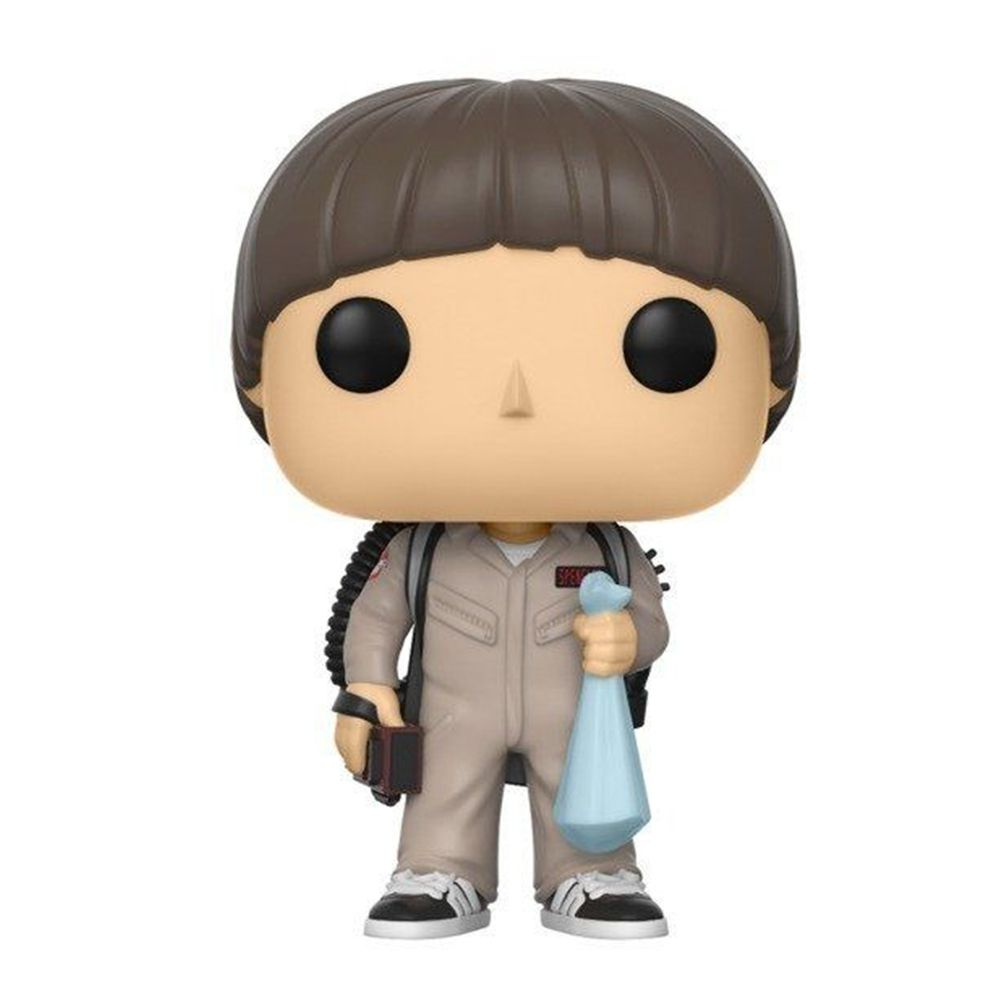 Funko Pop Stranger Things - Will Ghostbuster 547