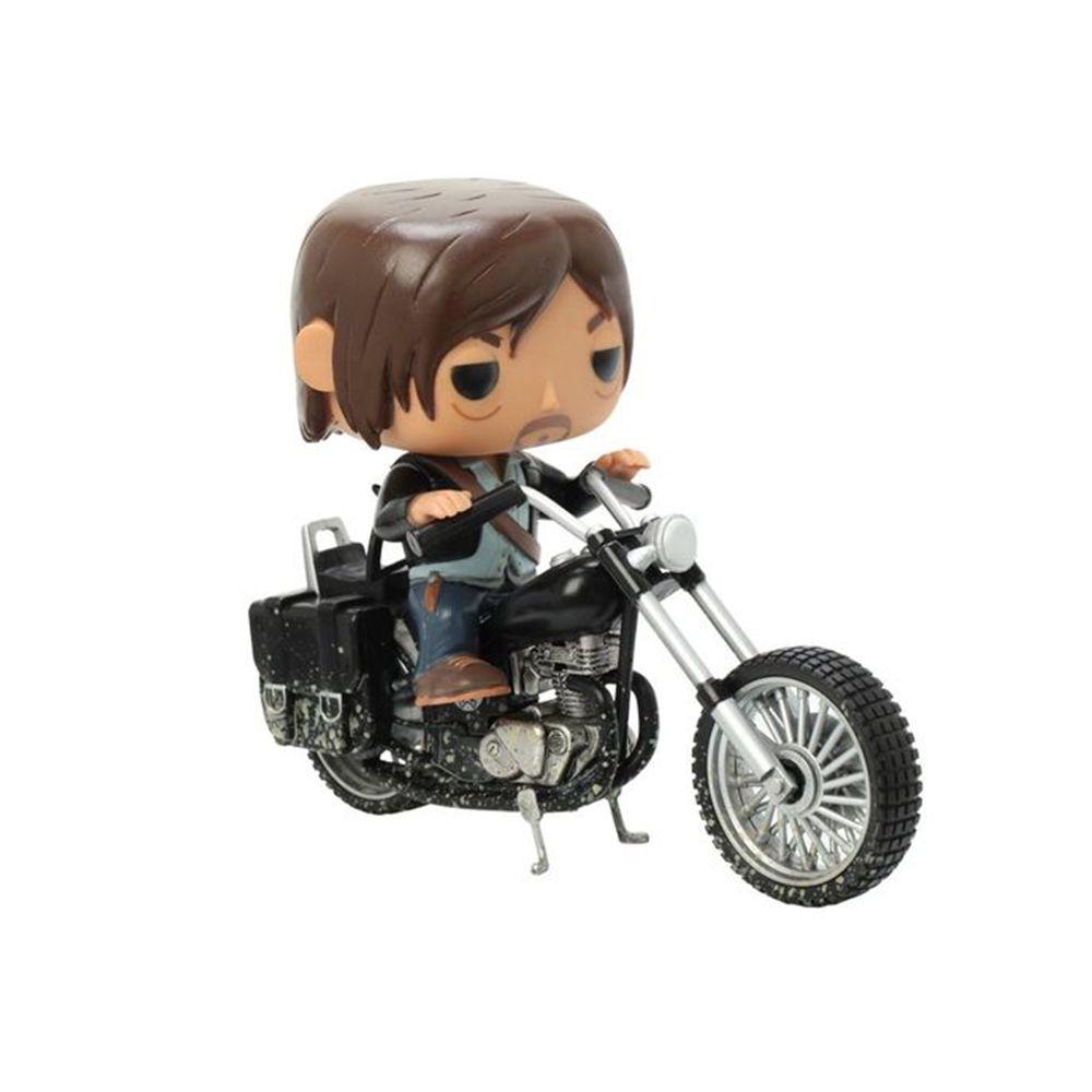 Funko Pop The Walking - Dead Daryl Dixon na Moto Chopper 08
