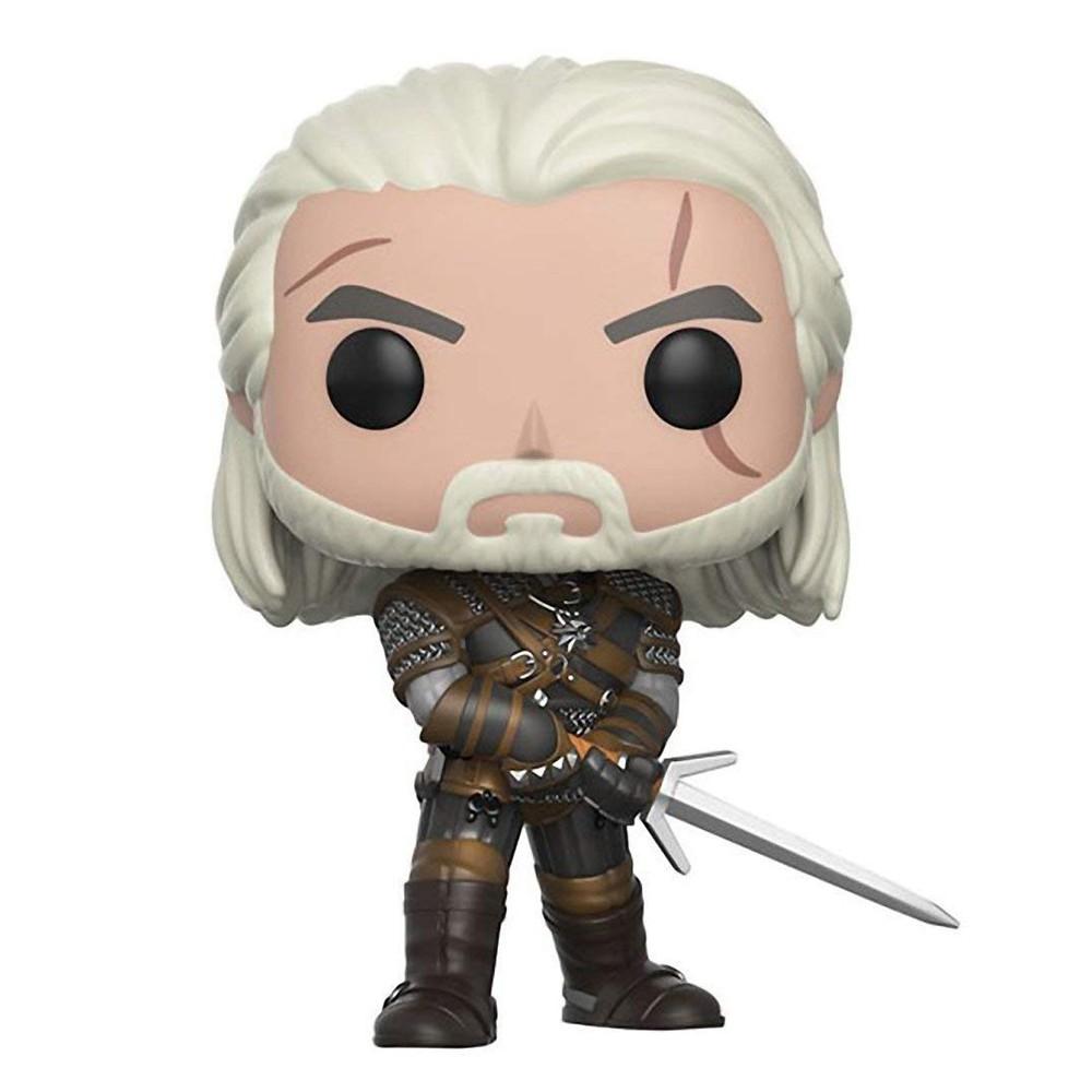 Funko Pop The Witcher - Geralt 149