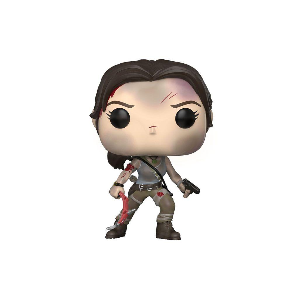 Funko Pop Tomb Raider Lara Croft 333