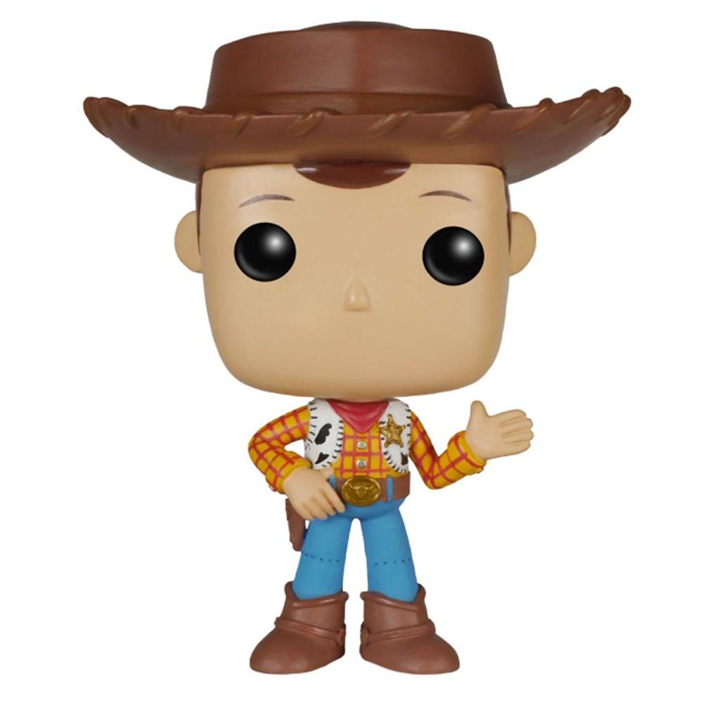 Funko Pop Toy Story - Woody 168