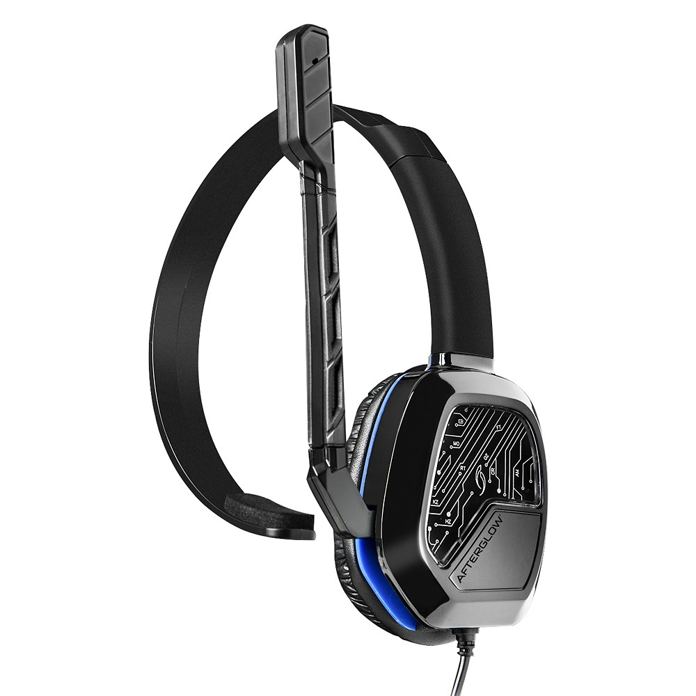 Headset Gamer Afterglow PDP LVL 1 Preto- PS4 (Embalagem avariada)