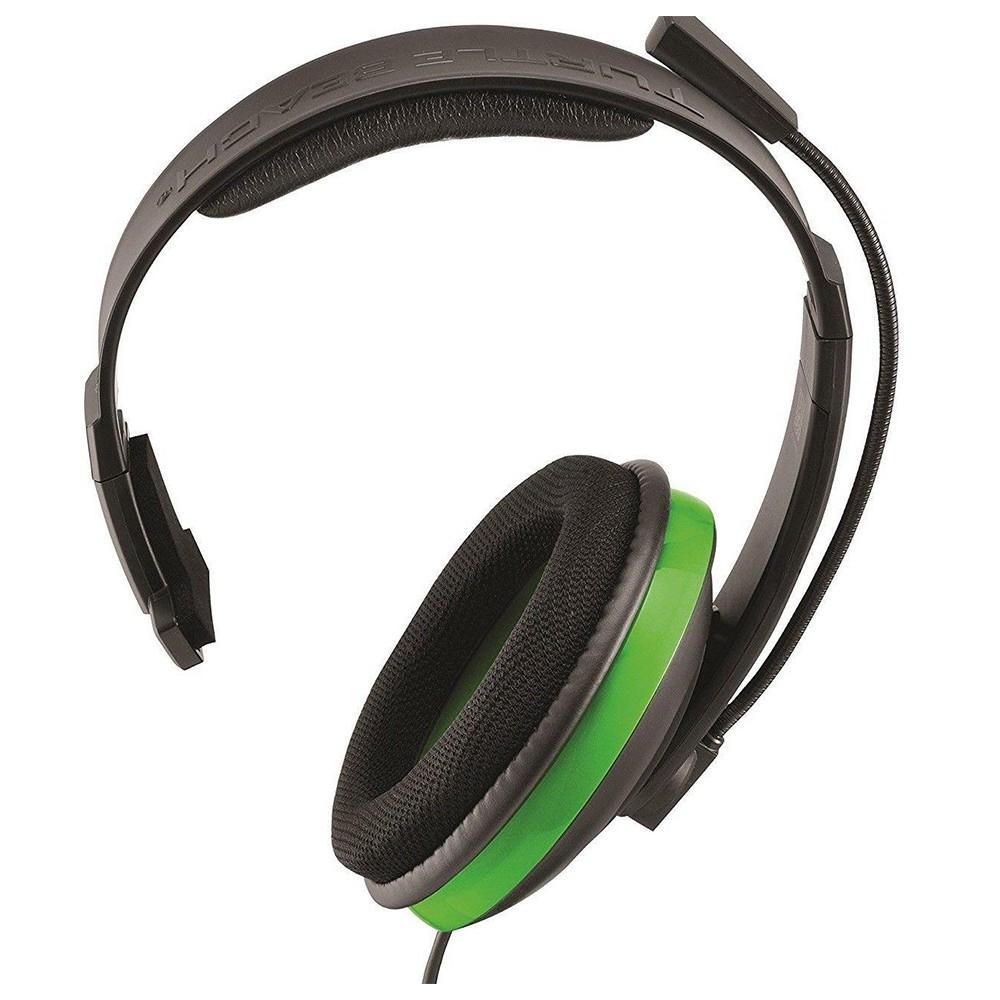 Headset Gamer Turtle Beach Recon 30X Earforce Preto e Verde  - Xbox One (Embalagem avariada)
