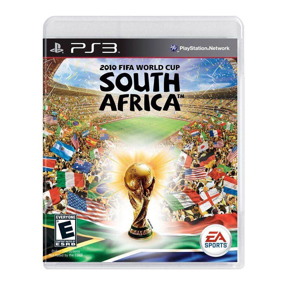 Jogo 2010 FIFA World Cup South África - PS3 (Usado)