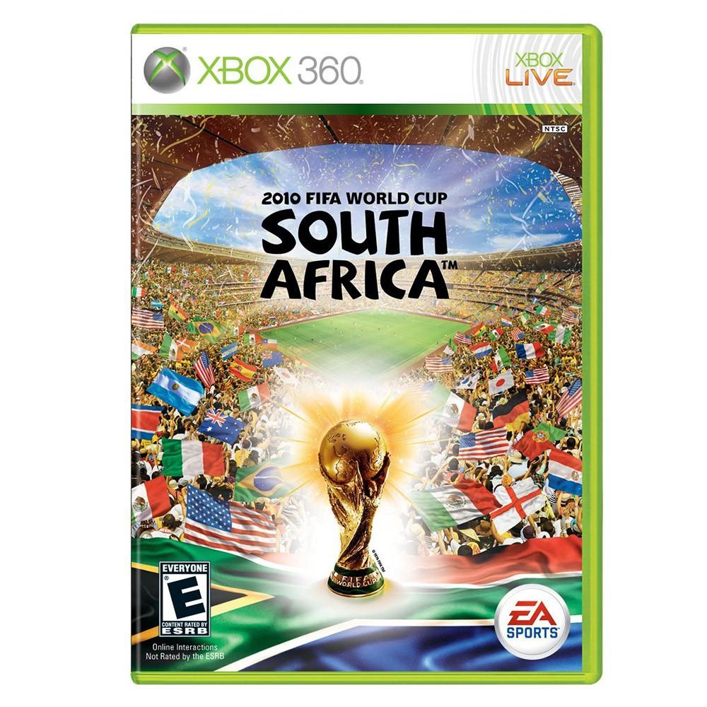 Jogo 2010 FIFA World Cup South África - Xbox 360 (Usado)
