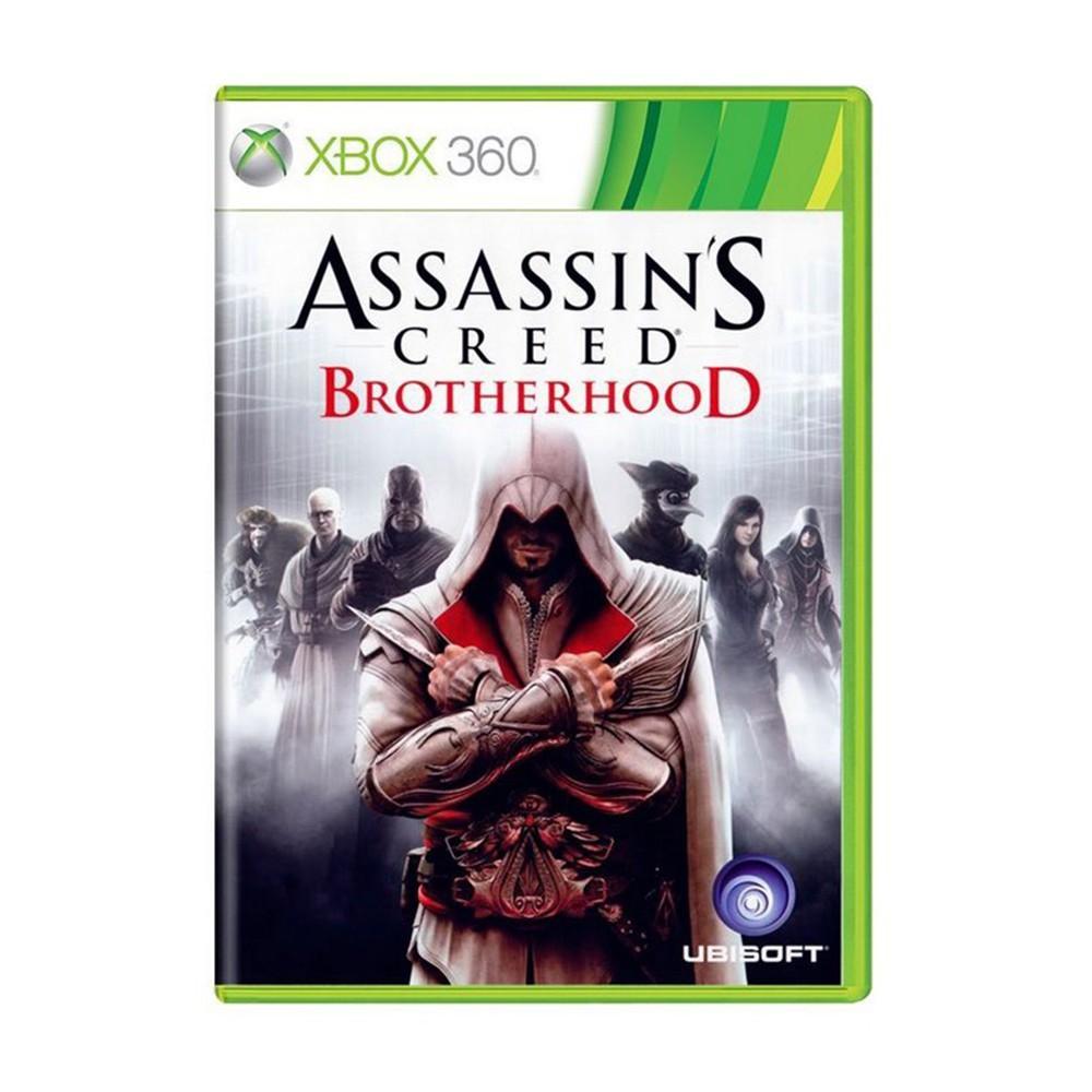 Jogo Assassin's Creed Brotherhood - Xbox 360 (Usado)