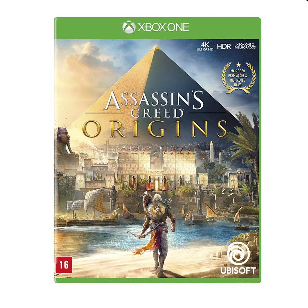 Jogo Assassin's Creed Origins - Xbox