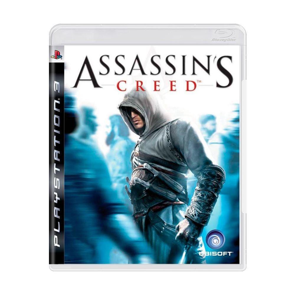 Jogo Assassin's Creed - PS3 (Usado)