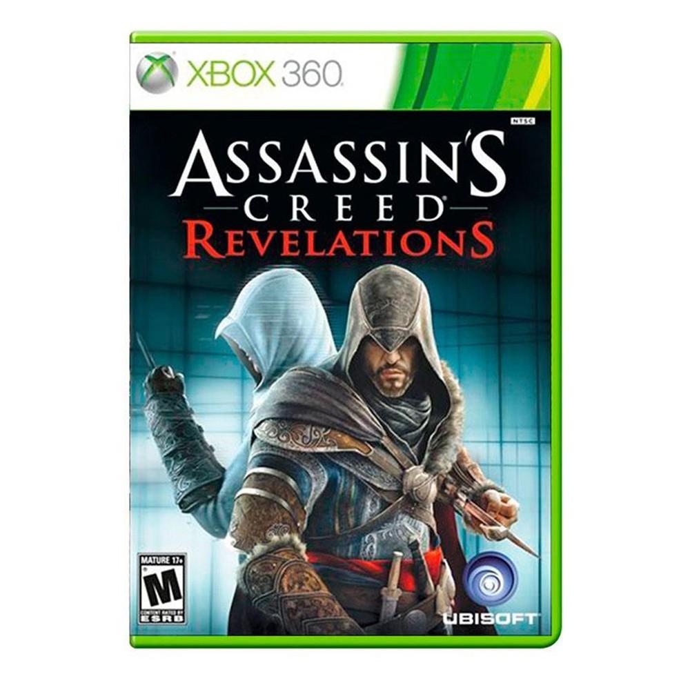Jogo Assassin's Creed Revelations - Xbox 360 (Usado)