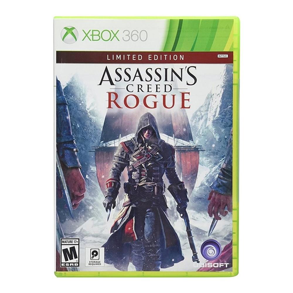 Jogo Assassin's Creed Rogue Signature Edition- Xbox 360 (Usado)