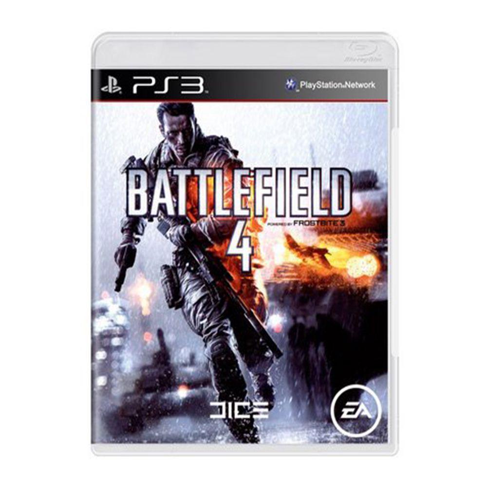 Jogo Battlefield 4 - PS3 (Usado)