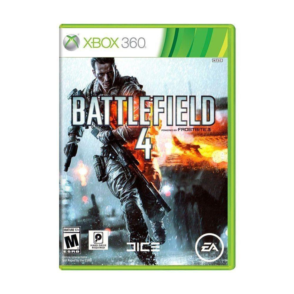 Jogo Battlefield 4 - Xbox 360 (Usado)