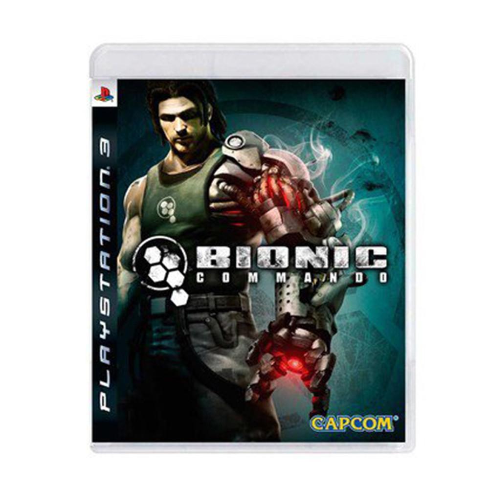 Jogo Bionic Commando - PS3 (Usado)