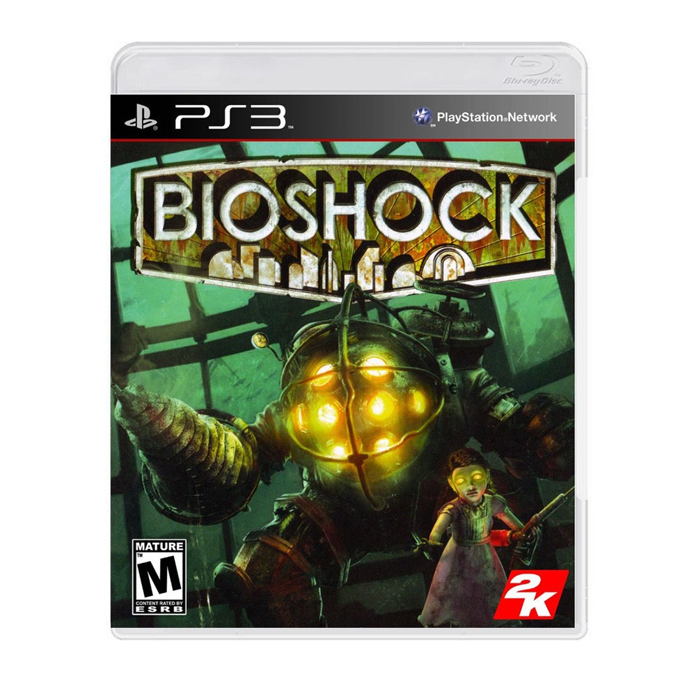 Jogo Bioshock - PS3 (Usado)