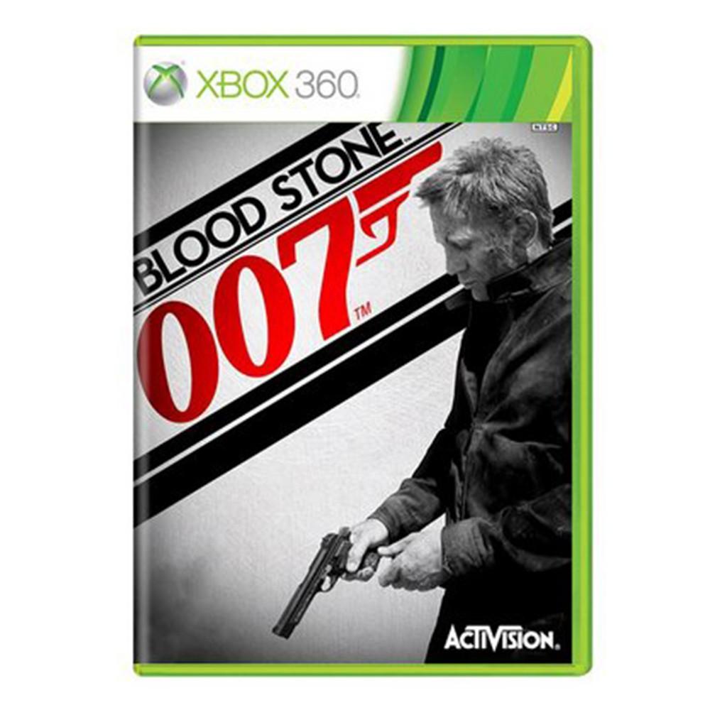 Jogo Blood Stone 007 - Xbox 360 (Usado)