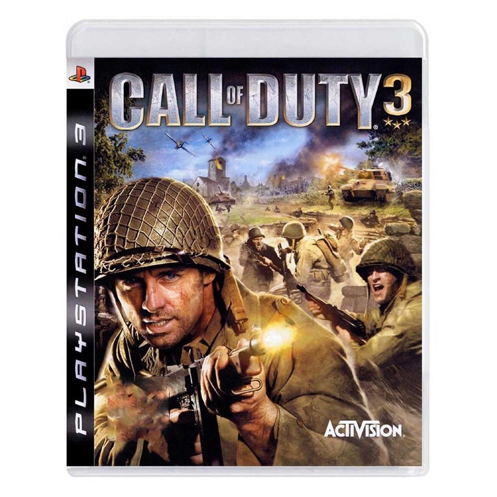 Jogo Call of Duty 3 - PS3 (Usado)