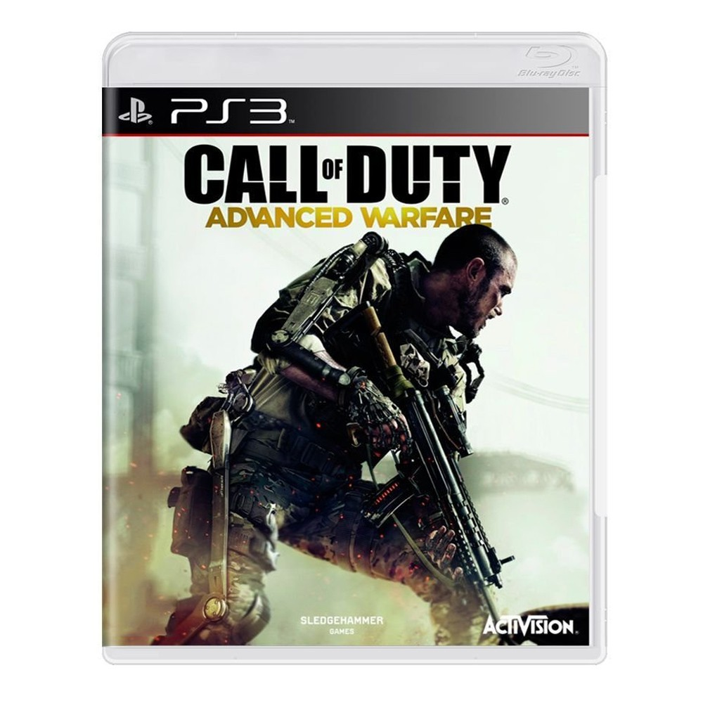 Jogo Call of Duty Advanced Warfare - PS3 (Usado)