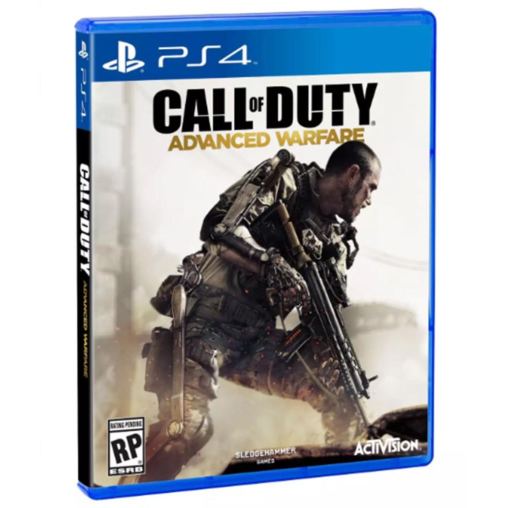 Jogo Call Of Duty Advanced Warfare - PS4 (Usado)