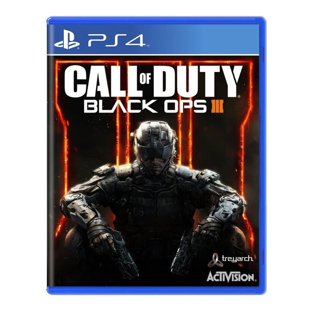 Jogo Call Of Duty Black Ops 3 - PS4 (Usado)