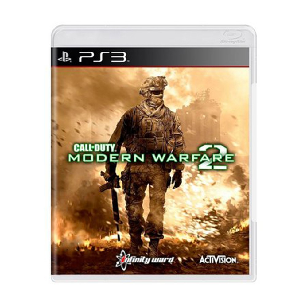 Jogo Call of Duty Modern Warfare 2 - PS3 (Usado)