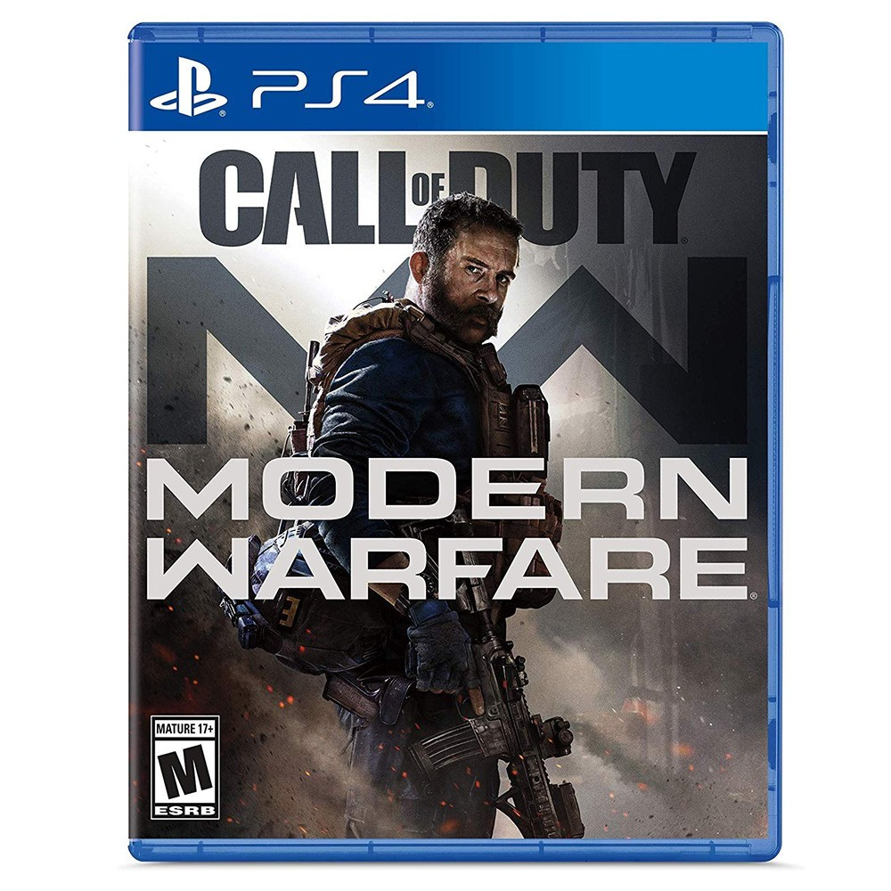 Jogo Call of Duty Modern Warfare PS4