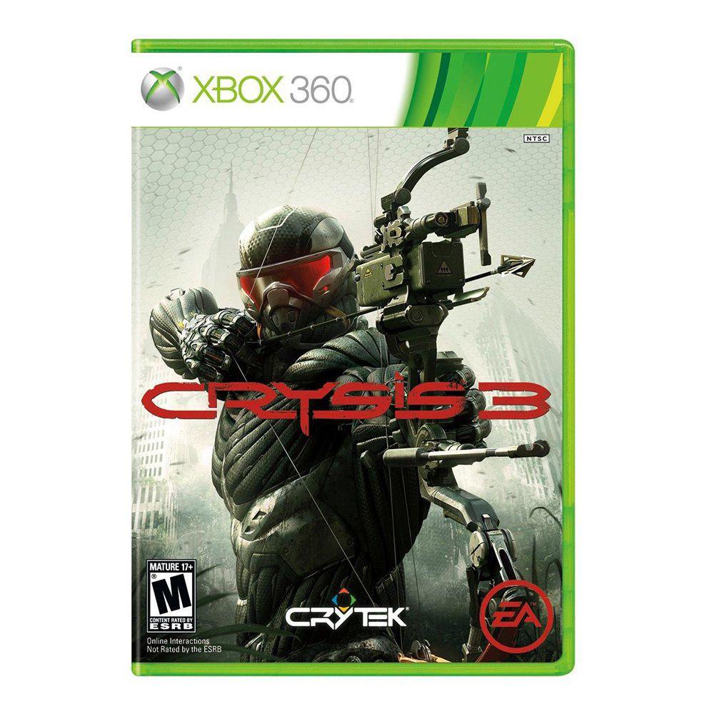 Jogo Crysis 3 - Xbox 360 (Usado)