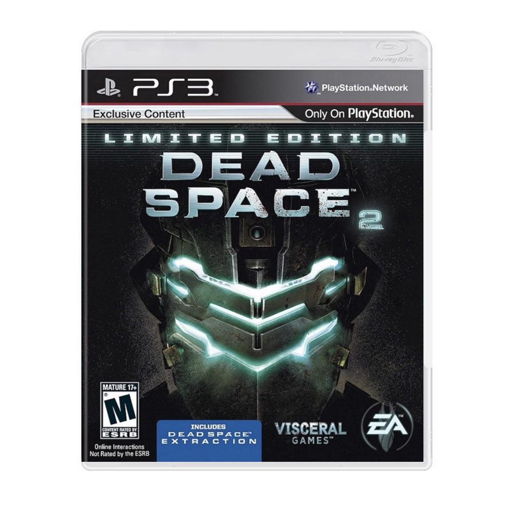 Jogo Dead Space 2 Limited Edition - PS3 (Usado)
