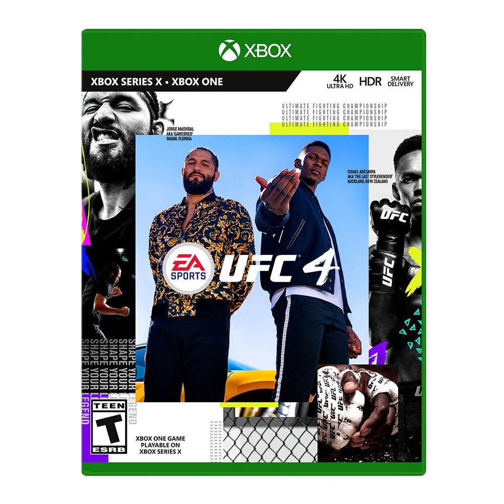 Jogo EA Sports UFC 4 - Xbox One & Xbox Series