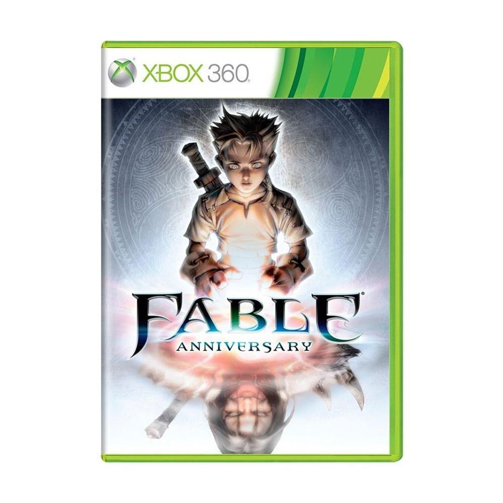 Jogo Fable Anniversary - Xbox 360 (Usado)