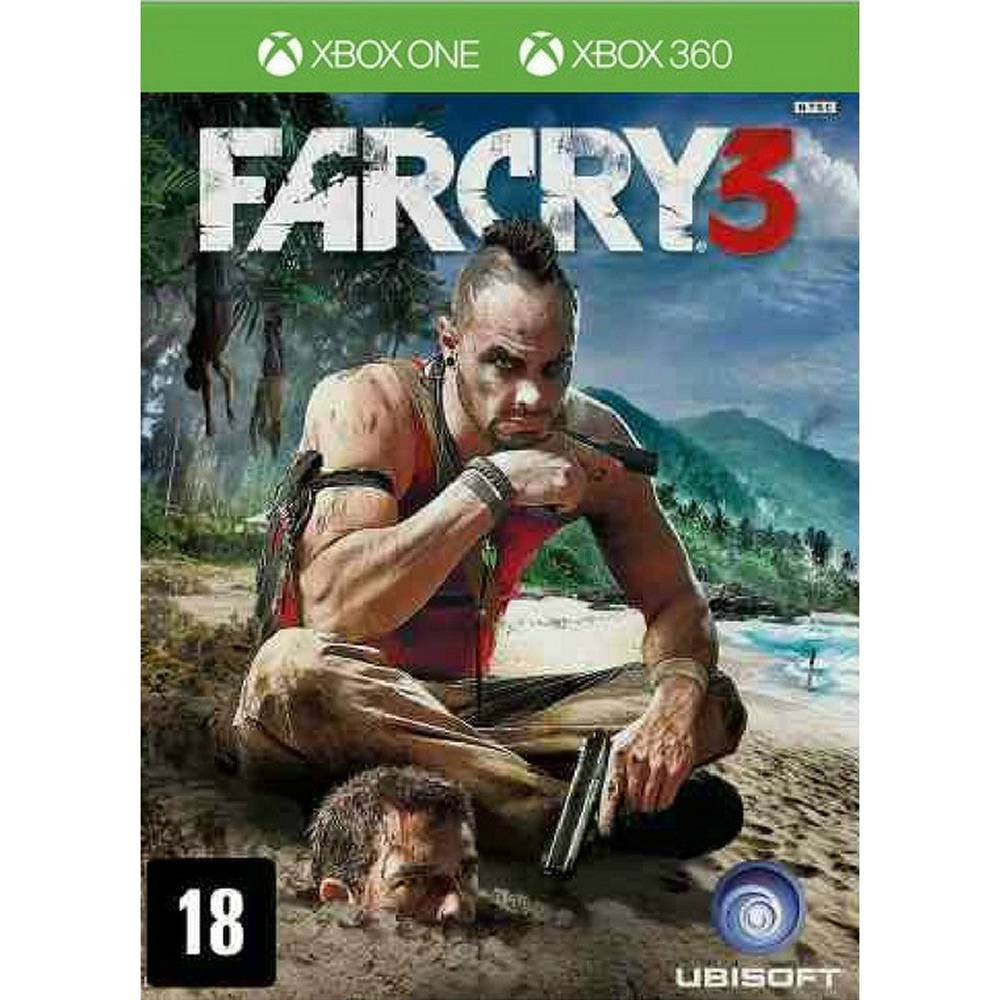 Jogo Far Cry 3 - Xbox 360 (Usado)
