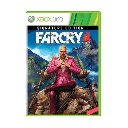 Jogo Far Cry 4 Signature Edition - Xbox 360 (Usado)