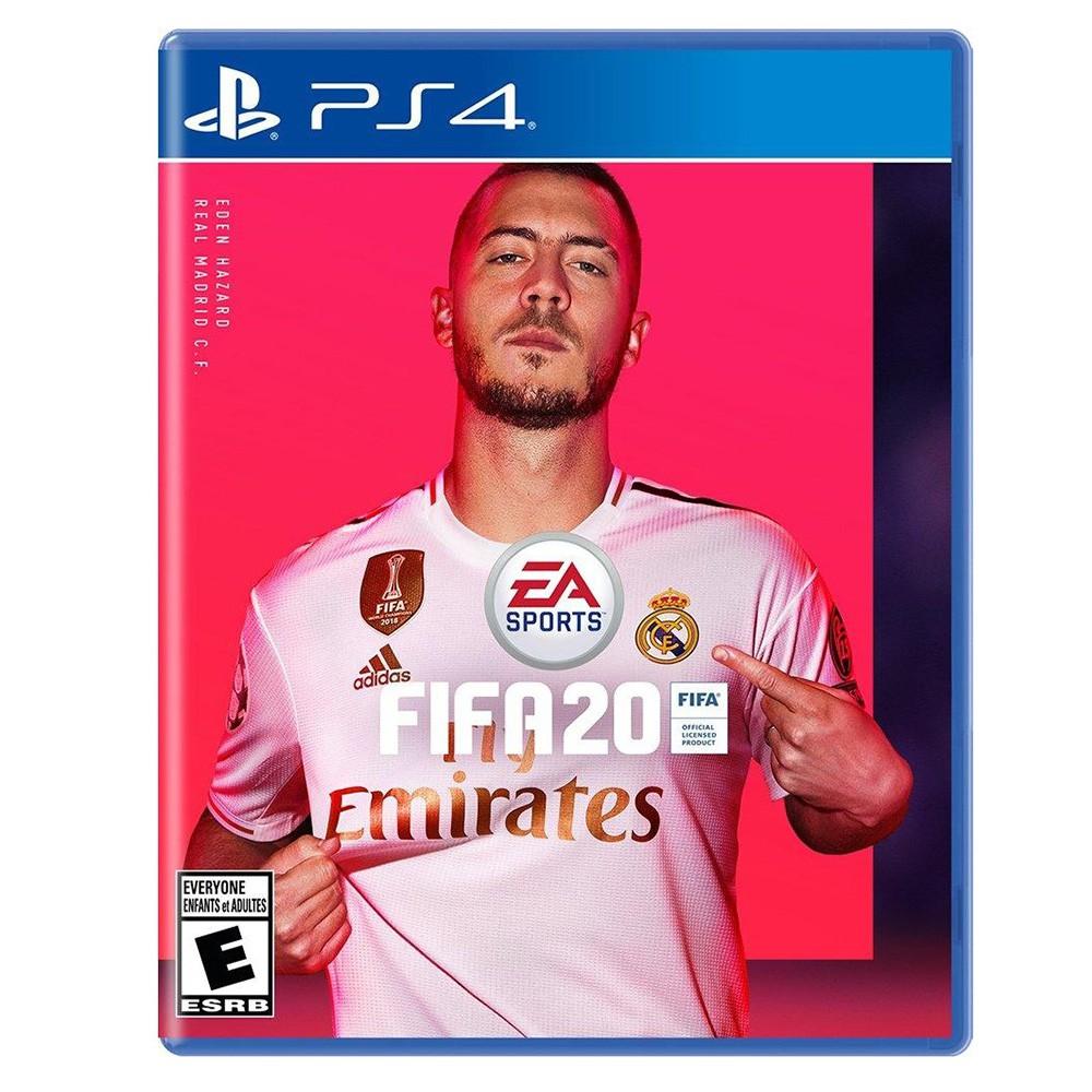 Jogo FIFA20 (2020) em espanhol - PS4