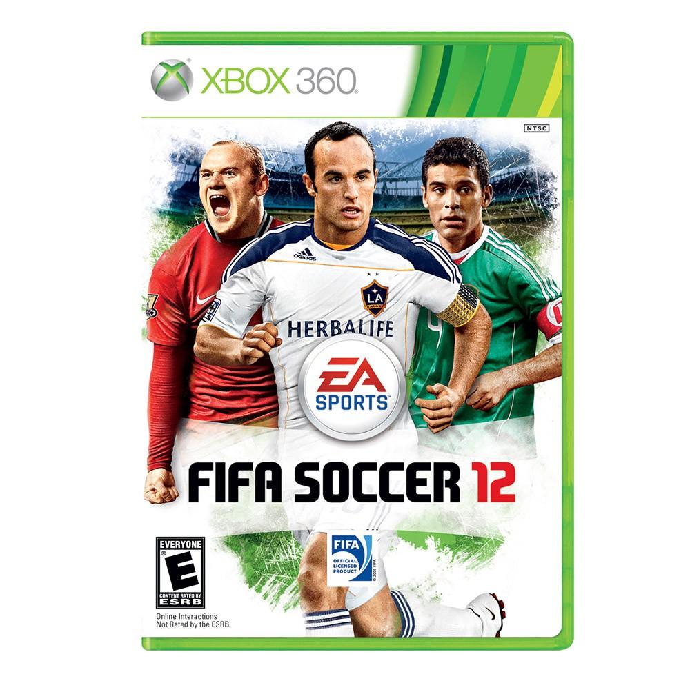 Jogo Fifa 12 - Xbox 360 (Usado)