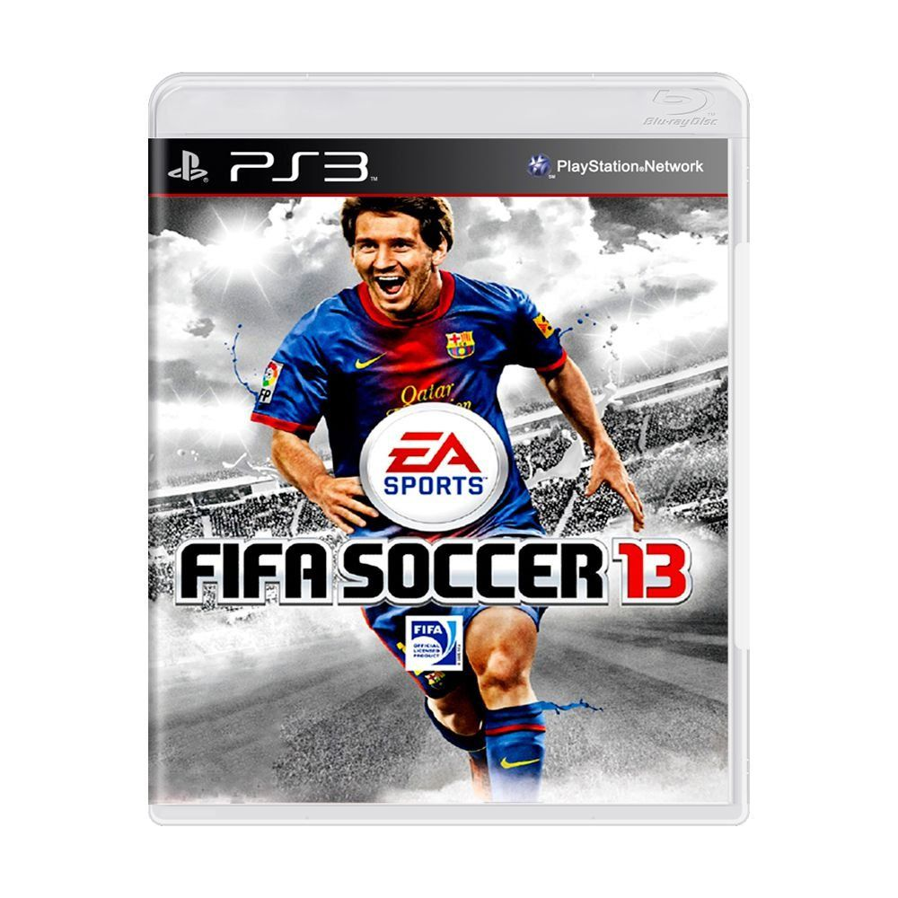 Jogo FIFA 13 - PS3 - Usado