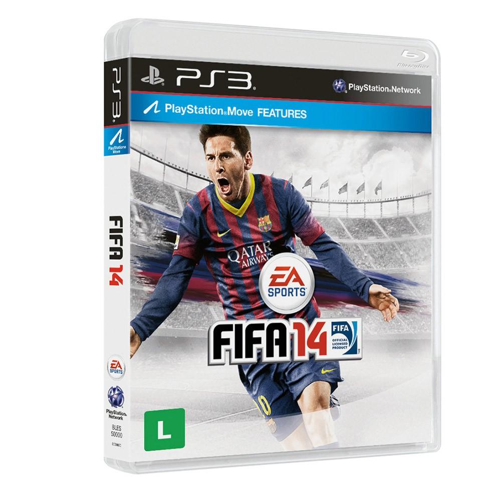 Jogo FIFA 14 - PS3 - Usado