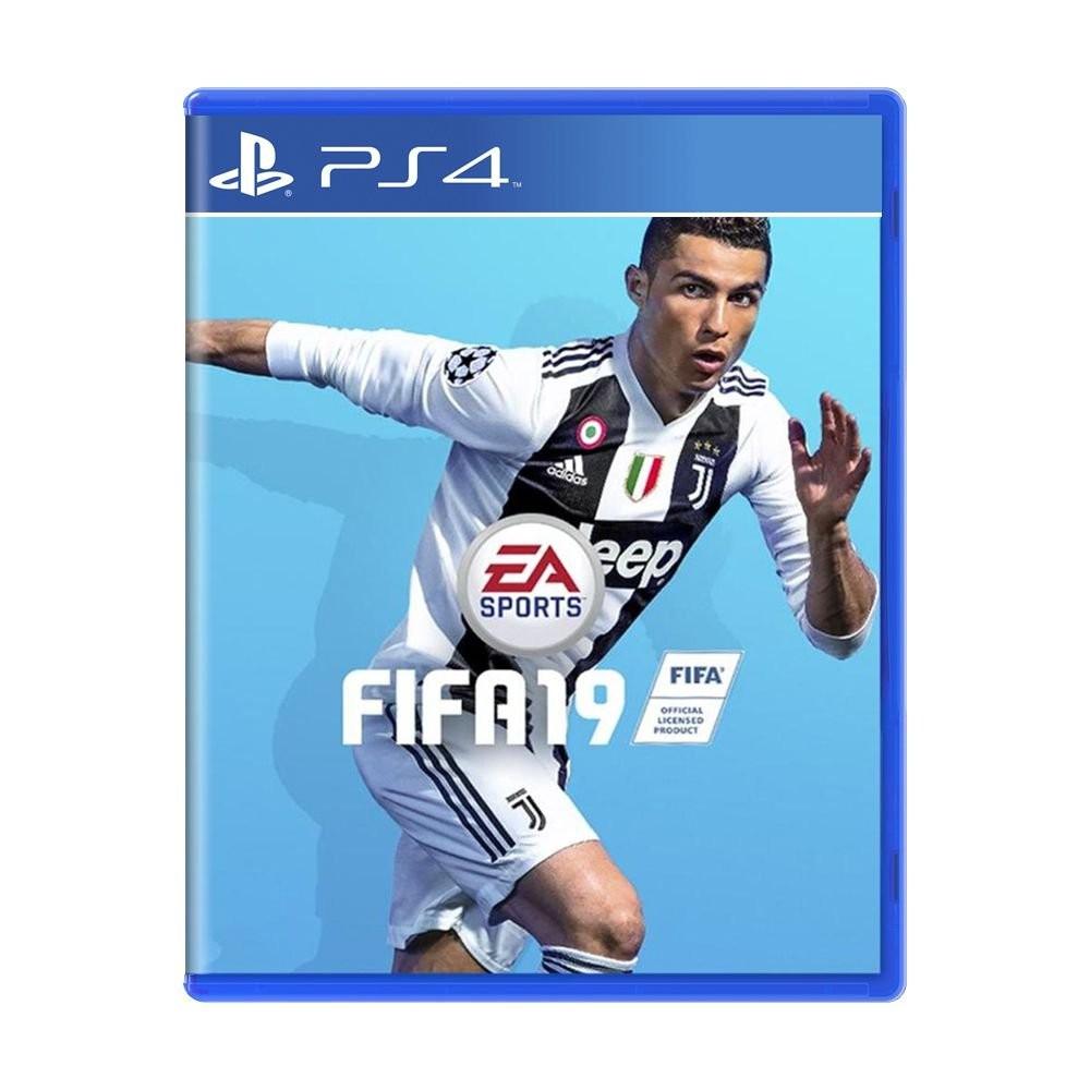 Jogo FIFA 19 (2019) - PS4 (Usado)
