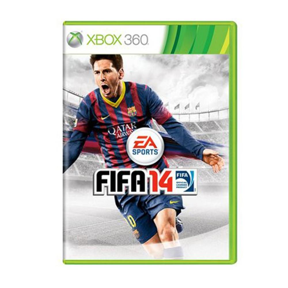 Jogo Fifa 2014 Xbox 360 (Usado)
