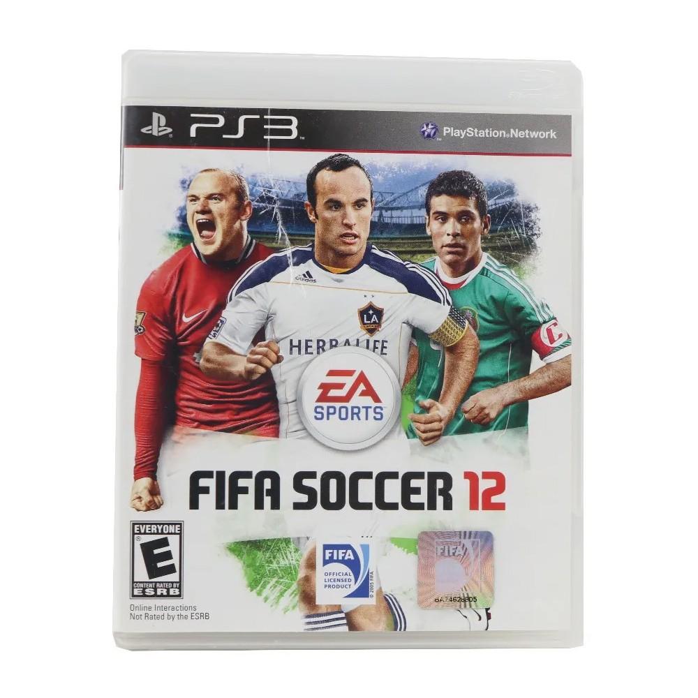Jogo Fifa Soccer 12 - PS3 (Usado)