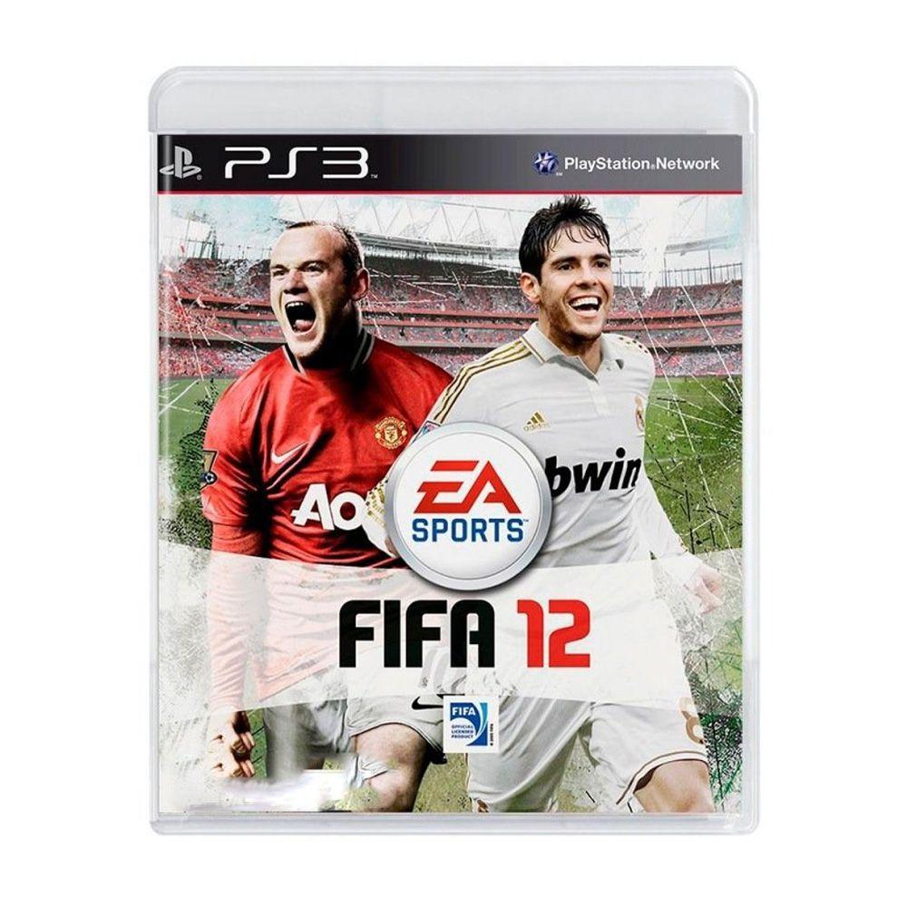 Jogo FIFA 12 - PS3 - Usado